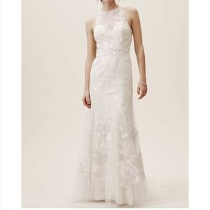 BHLDN Willowby by Watters Prescott Gown